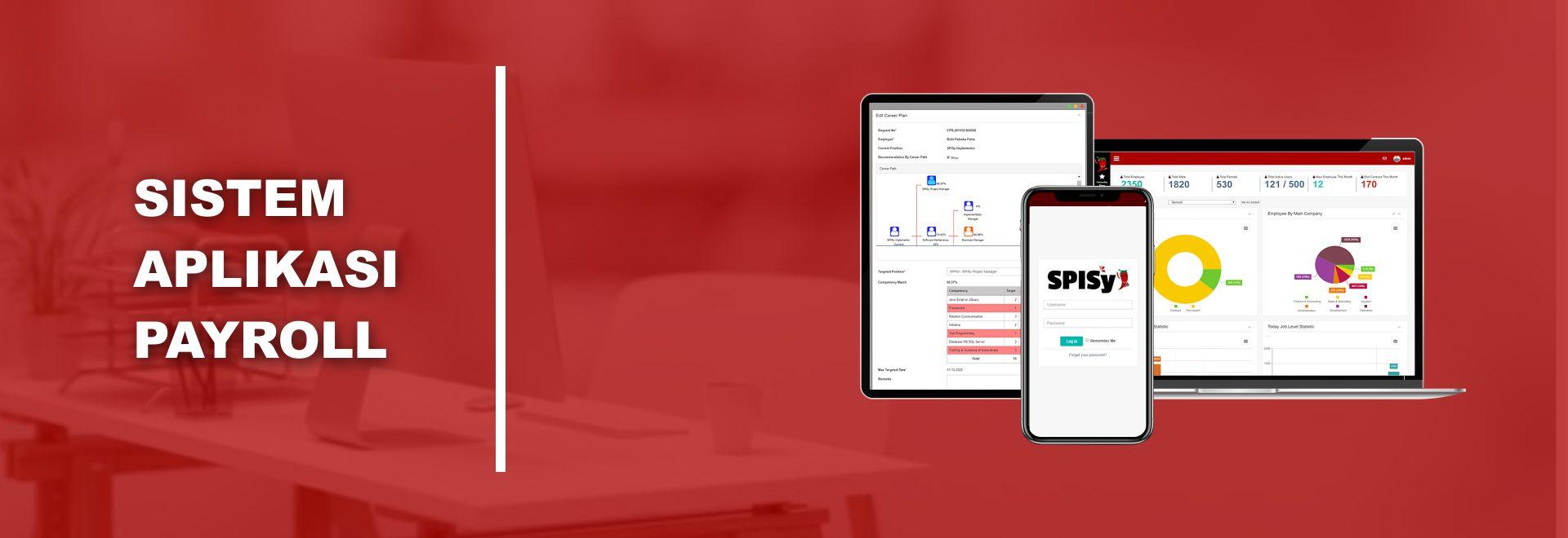 Yuk Intip Fitur Unggulan SPISy, Aplikasi Payroll Indonesia Terbaik!